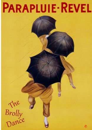 Parapluie-Revel 'The Brolly Dance'